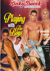 Playing With The Boys