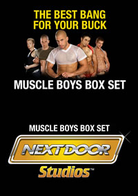 3pk Muscle Boys Box Set