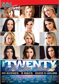 Twenty The Pornstars 02 {3 Disc Set}