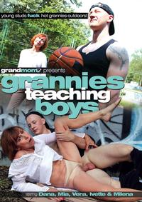 Grannies Teaching Boys