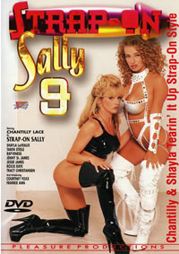 Strap On Sally 09