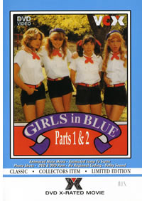 Girls In Blue 1 and 2
