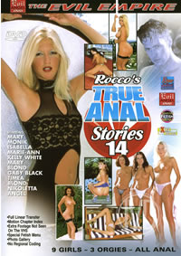 True Anal Stories 14