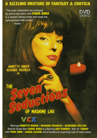 Seven Seductions Madam Lau