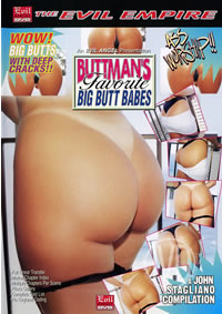 Butmans Favorite Big Butt Babes 01