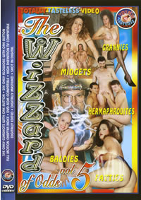 Wizzard Of Odds 05 (disc)