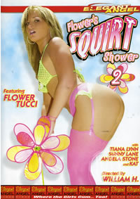 Flowers Squirt Shower 02