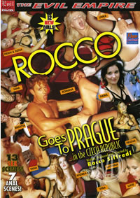 Rocco Goes To Prague