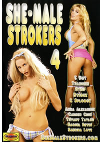 Shemale Strokers 04 (disc)