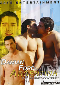 Damian Ford In Argentina (disc)