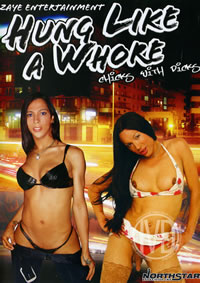 Hung Like A Whore 01 (disc)