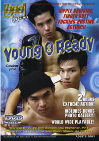 Young And Ready (disc)