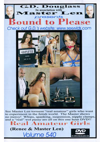 Bound To Please 540 (disc)