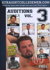 Straight College Men Audit 03 (disc)