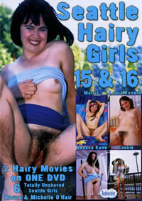 Seattle Hairy Girls 15 And 16