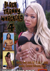 Black Tranny Whackers 04