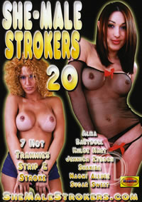 Shemale Strokers 20