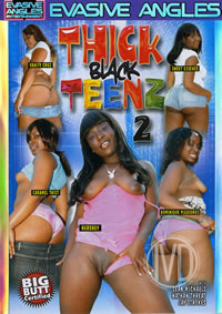 Thick Black Teenz 02