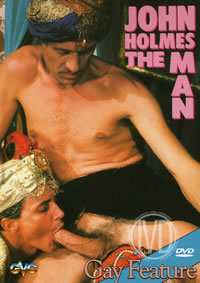 John Holmes The Man (disc)