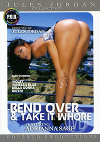 Bend Over And Take It Whore (disc)