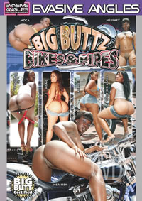 Big Black Buttz Bikes N Pipes 01