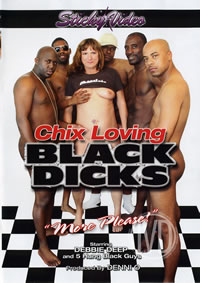 Chix Loving Black Dicks 01 More Plea