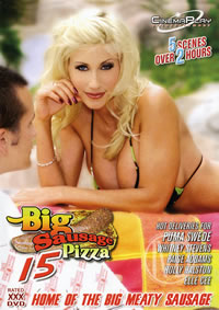 Big Sausage Pizza 15