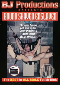 Bound Shaved Enslaved {rr}