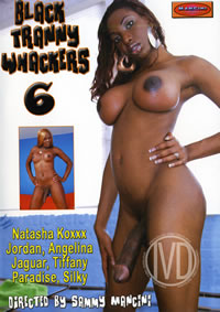 Black Tranny Whackers 06