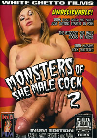 Monsters Of Shemale Cock 02