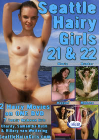Seattle Hairy Girls 21 And 22(disc)