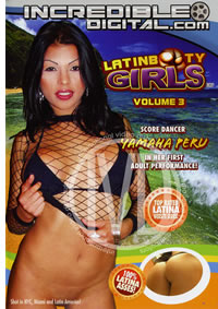 Latin Booty Girls 03 (disc)