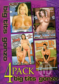 4pk Big Tits Gonzo (disc)