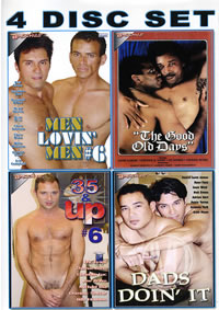 Older Men 03 {4 Disc Set} (disc)