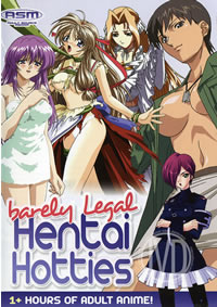 Barely Legal Hentai Hotties 01