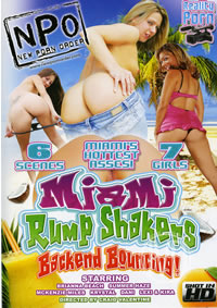 Miami Rumpshakers Backend (disc)