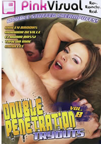 Double Penetration Tryouts 08