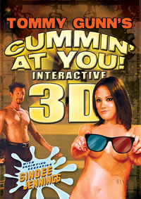 Cummin At You 3-d (disc)