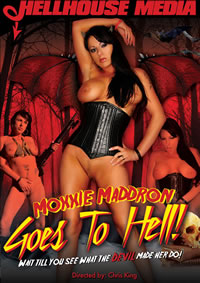 Moxxie Maddron Goes To Hell (disc)