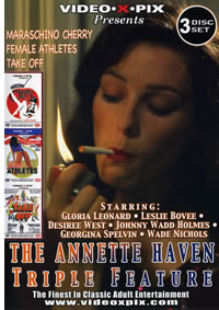 Annette Haven Triple Feature{3 Disc}