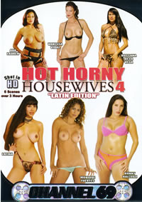 Hot Horny Housewives 04 Latin Editio