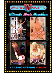 Classic Passion 4 Pack Ultimate Movi