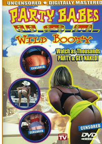 Party Babes Usa Wild Booties (disc)
