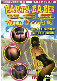 Party Babes Usa Wild Booties2 (disc)