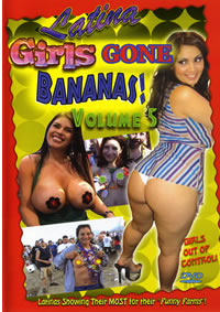 Latina Girls Gone Bananas 05