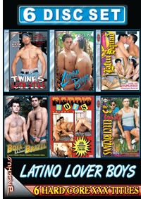 Latino Lover Boys {6 Disc Set}