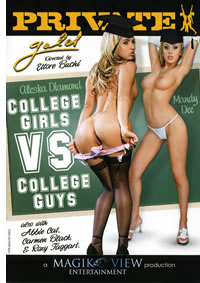 College Girls Vs College Guys