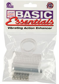 Vibrating  action Enhancer