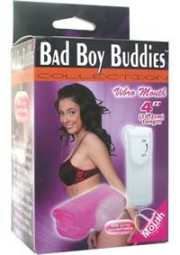 Bad Boy Buddies Vibrating Mouth