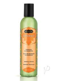 Naturals Massage Oil Tropical Mango